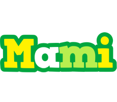 Mami soccer logo