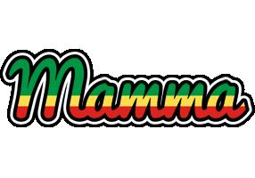 Mamma african logo