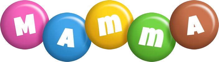 Mamma candy logo
