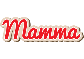 Mamma chocolate logo
