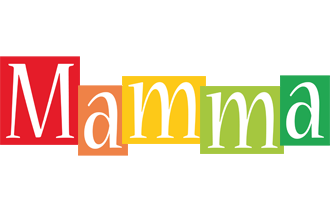 Mamma colors logo