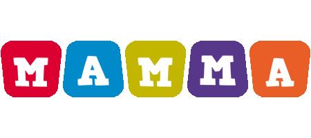 Mamma daycare logo