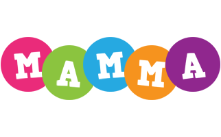 Mamma friends logo