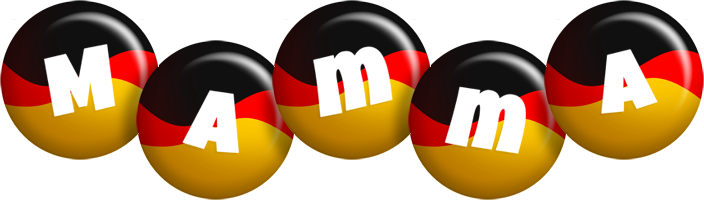 Mamma german logo