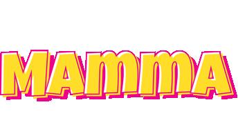 Mamma kaboom logo