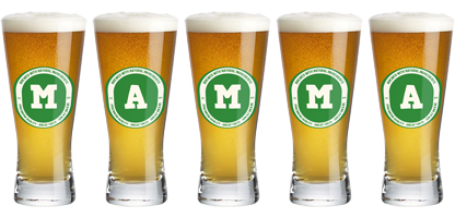Mamma lager logo