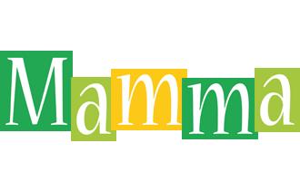 Mamma lemonade logo