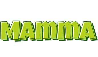Mamma summer logo
