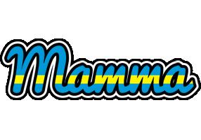 Mamma sweden logo