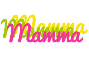 Mamma sweets logo