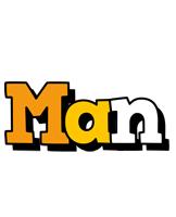 Man cartoon logo