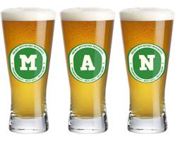 Man lager logo