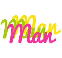 Man sweets logo