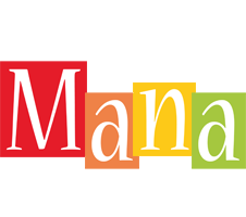 Mana colors logo