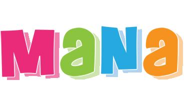 Mana friday logo