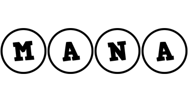 Mana handy logo