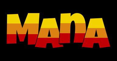 Mana jungle logo