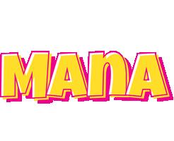 Mana kaboom logo