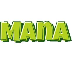 Mana summer logo