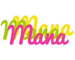 Mana sweets logo