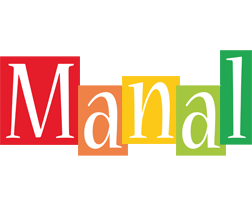 Manal colors logo