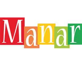 Manar colors logo