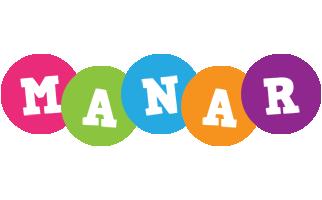 Manar friends logo