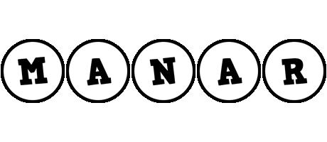 Manar handy logo