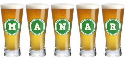 Manar lager logo