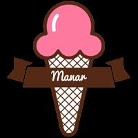 Manar premium logo