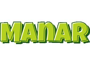 Manar summer logo