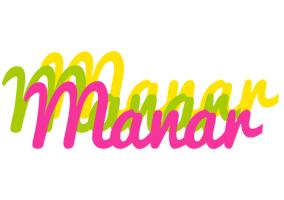 Manar sweets logo
