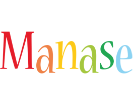Manase birthday logo