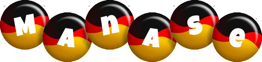 Manase german logo