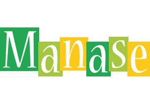 Manase lemonade logo