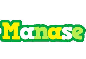 Manase soccer logo