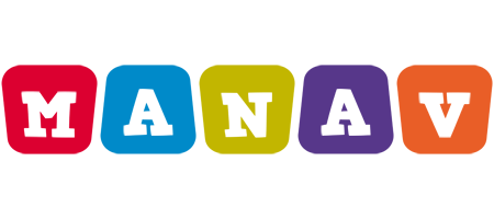 Manav daycare logo
