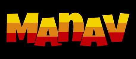 manav logo name logo generator i love love heart