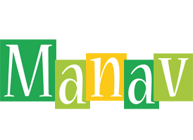Manav lemonade logo
