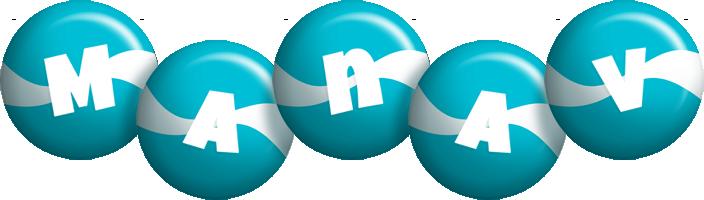 Manav messi logo