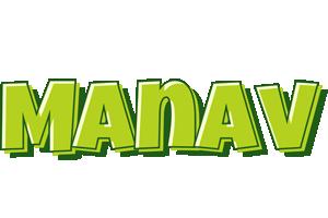 Manav summer logo