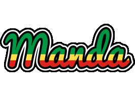 Manda african logo