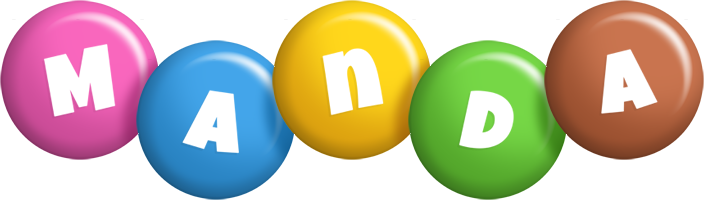Manda candy logo