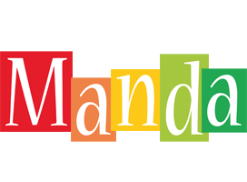 Manda colors logo