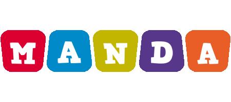 Manda daycare logo