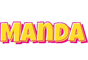 Manda kaboom logo