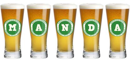 Manda lager logo
