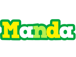 Manda soccer logo