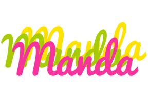 Manda sweets logo