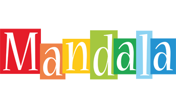 Mandala colors logo